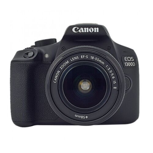 Canon EOS 1300D Kit EF-S 18-55mm IS II (Rebel T6) Меню на русском языке