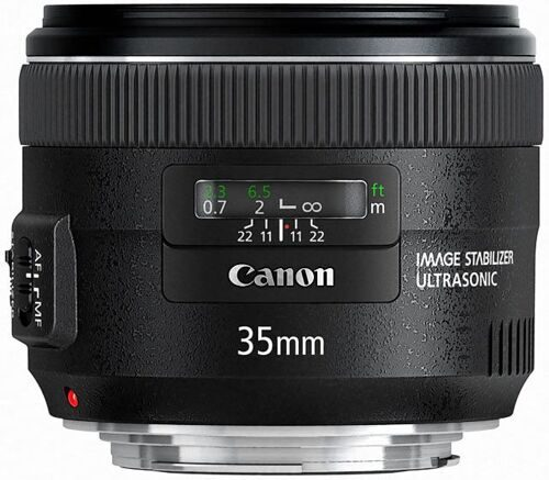 Canon EF 35mm f/2.0 IS USM Ростест