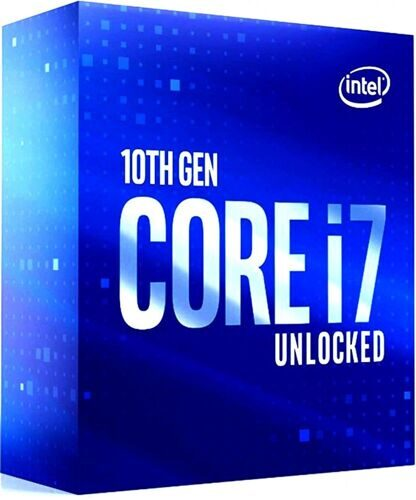 Intel Core i7 Comet Lake i7-10700K BOX
