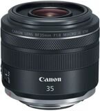 Canon RF 35mm f/1.8 IS STM Macro Ростест